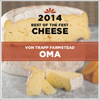 2014 Cheese Festival Winner