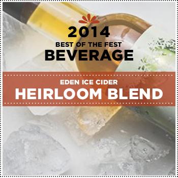 Eden Ice Cider - Heirloom Blend