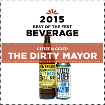 Citizen Cider - The Dirty Mayor