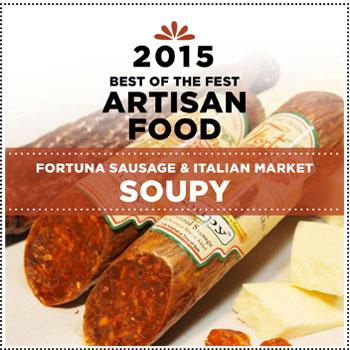 Fortuna Sausage & Italian Market - Soupy