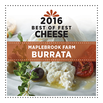 Maplebrook Farm - Burrata