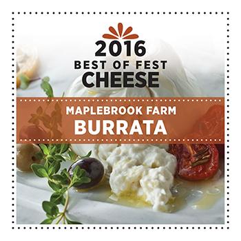 Maplebrook Farm - Burrata