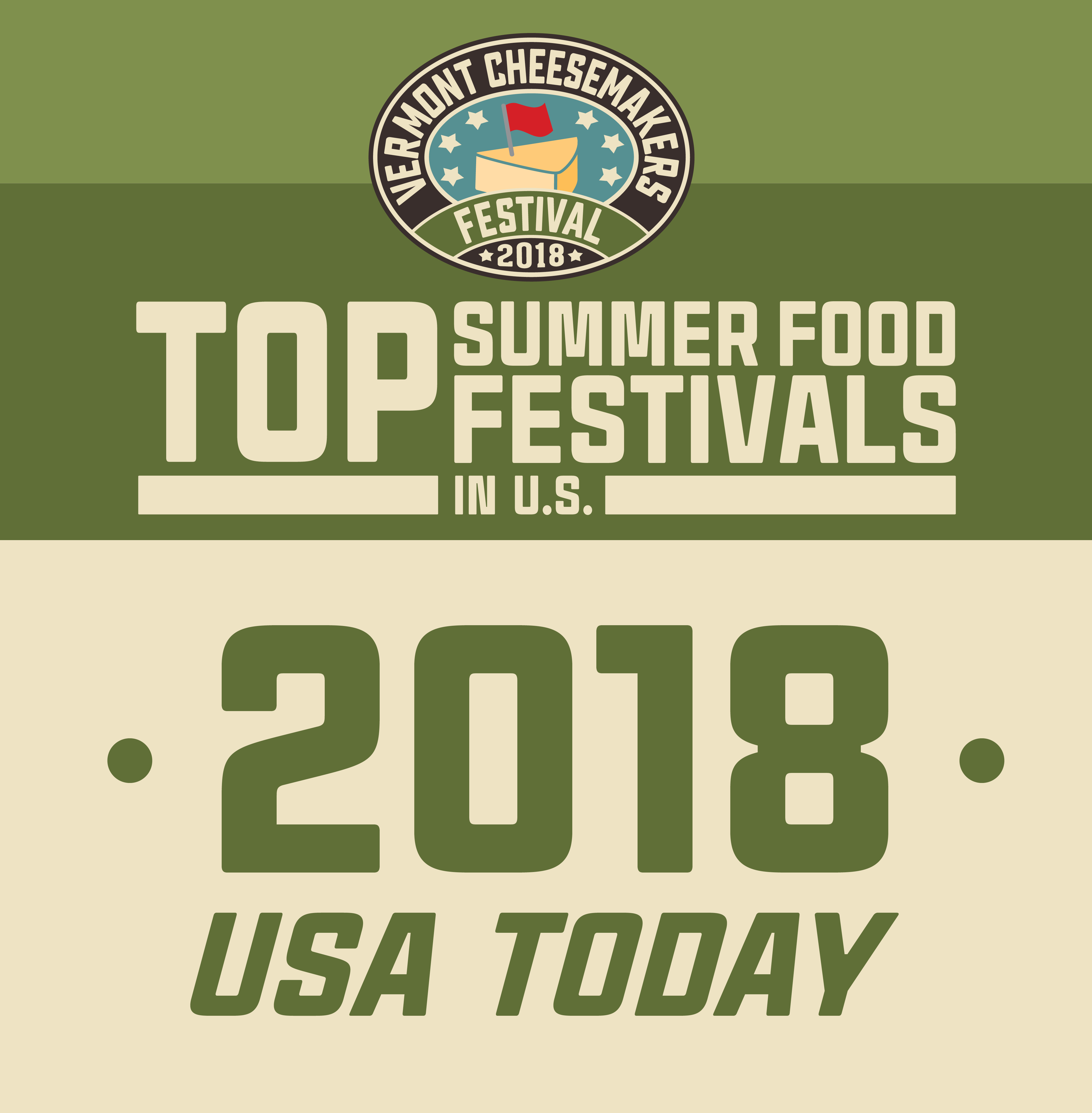 2018 Summer Food and Wine Festivals