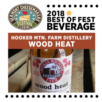 Hooker Mountain Farm Distillery - Wood Heat
