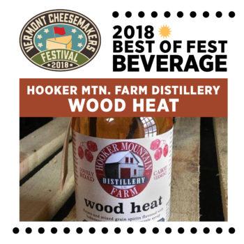 Hooker Mountain Farm Distillery - Wood Heat