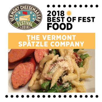 The Vermont Spatzle Company